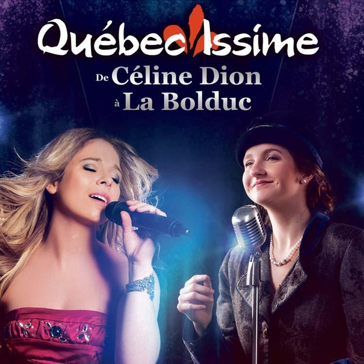De Céline Dion à la Bolduc