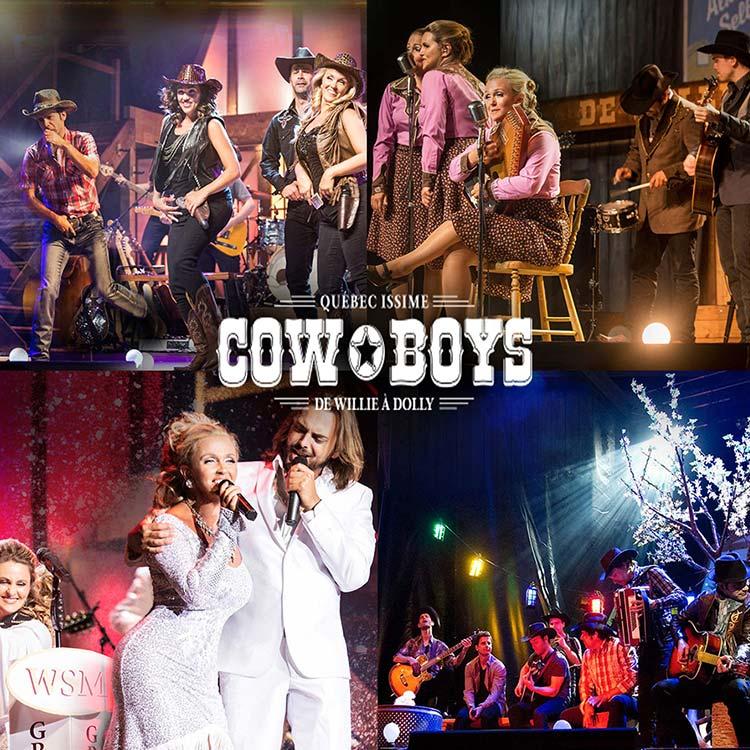 Cow-boys, de Willie à Dolly