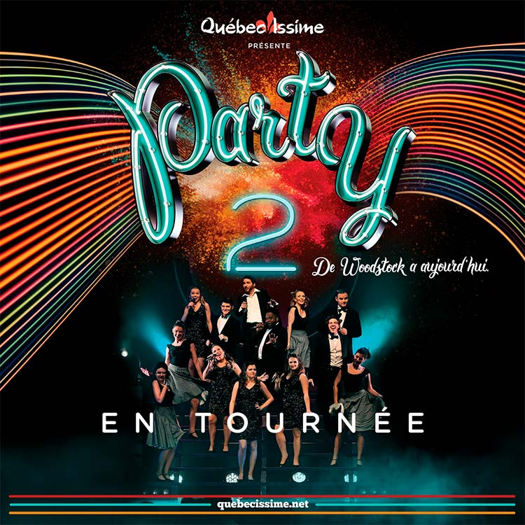Party 2 de Québec Issime